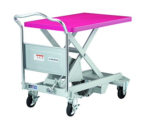 Southworth-Products-DLV-500-Dandy-Automatic-Leveling-Cart-Spring-Actuated-1100-lb-Capacity-236-x-358-Platform-315-Height