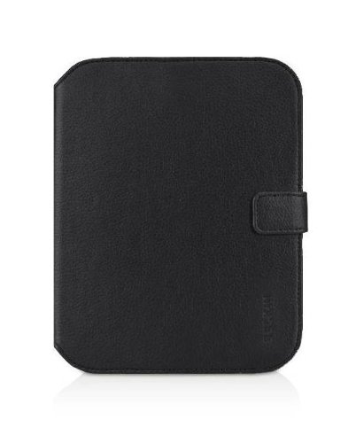 (Belkin Verve Tab Faux Leather Folio for Nook Simple Touch (Black))