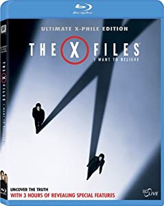 Cover Image for 'X-Files, The: I Want to Believe (Ultimate X-Phile Edition)'