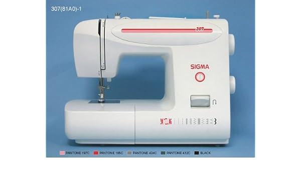 Sigma M263975 - Maquina de Coser 307: Amazon.es: Hogar