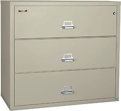 amazon com fireking 44 inch wide lateral file cabinet 3 4422 c 3 rh amazon com 3 drawer lateral file cabinet used 3 drawer lateral file cabinet wood