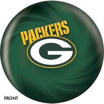 NFLグリーンベイパッカーズボーリングボール14lbs