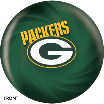 KR Strikeforce NFL Green Bay Packers Bowling Ball 10lbs ()