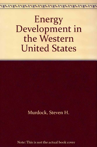 Energy Development in the Western United States
