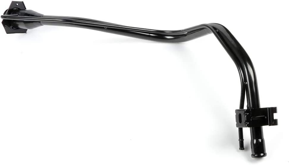 ZENITHIKE Gas Tank Fuel Filler Neck Hose Fits 1998-2007 Ford Taurus 1998-2005 Mercury Sable 577-910 FN591