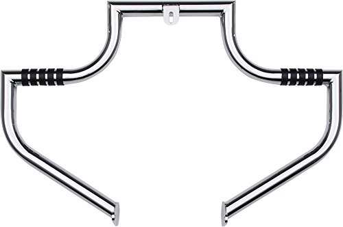 - LINDBY 1710 Chrome Front Highway Bar (Magnumbar 00-16 Flst Softail Models)