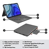 Logitech Folio Touch iPad Keyboard Case with