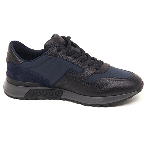 Man Blu Shoe Scarpe Sneaker Sportivo Active E5148 Uomo Tod's qt8f7