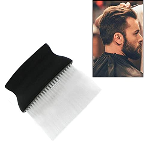 Vovotrade Hair Cutting Neck Duster Brush For Hair Stylist Barber Cleaning Tool (Neck Brush)
