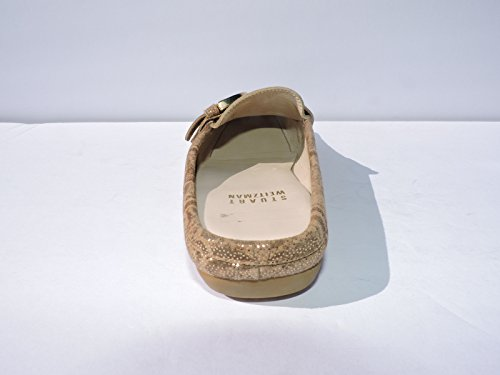 Womens Size M Slides Suede 7 Beltmule Tan Weitzman Stuart Patch Nairobi Shoes 5UZRpwUxz