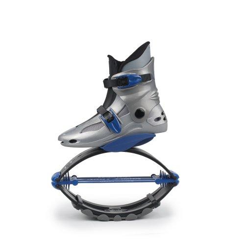 Shoes Kangoo Pour Power Silver blue Multicolore Enfant Jumps Rebound rFwCF