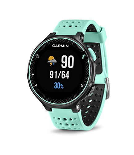 Garmin Forerunner 235 (Frost Blue) GPS Running Watch Bundle | with HD Screen Protector Film (x4) & PlayBetter USB Car/Wall Adapters | On-Wrist Heart Rate | Elevate Heart Rate Technology | VO2 Max by PlayBetter (Image #6)