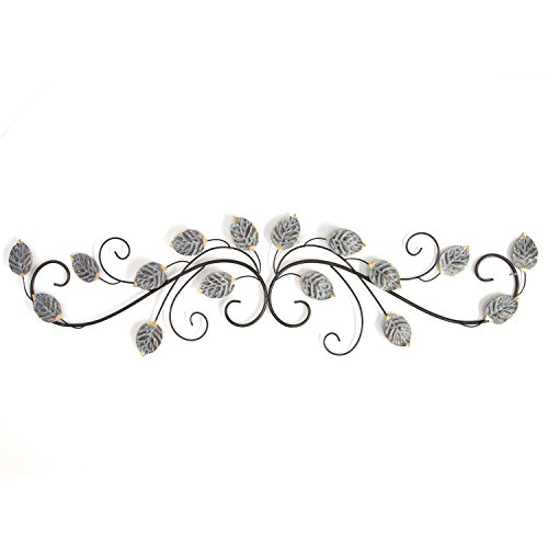 Scroll Leaf Over the Door Wall Decor (Decorative Metal Scroll)