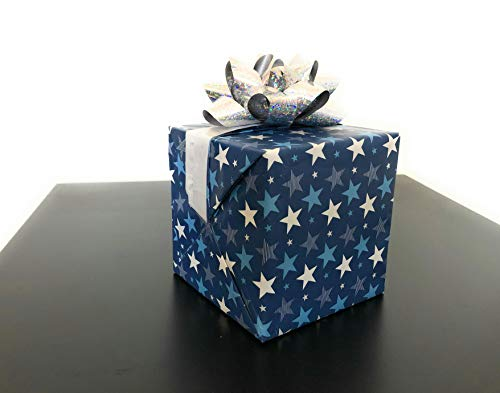 Buy red wrapping paper with stars