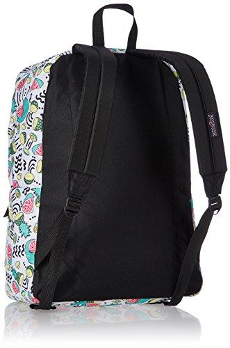 JanSport Unisex SuperBreak Fruit Ninja Backpack by JanSport (Image #4)