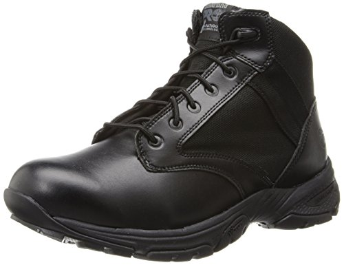 - Timberland PRO Men's 5 Inch Valor Soft Toe Duty Boot,Black Smooth With Textile,11 M US