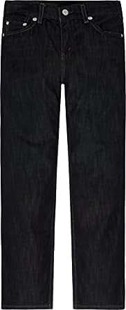 Levi's Little Boys' 514 Straight Fit Jeans, Fume, 2T