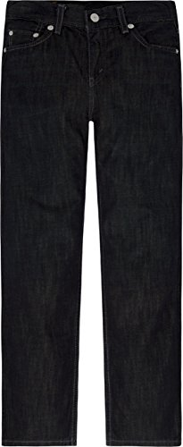 Levi's Boys' Little 514 Straight Fit Jeans, Fume, 5