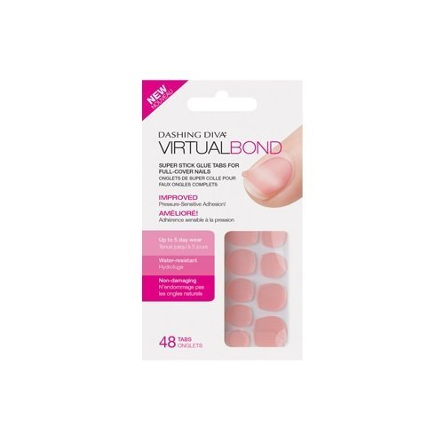 Virtual Manicure Salon Game: Amazon.com : Dashing Diva Virtual Nails French, 120 Count