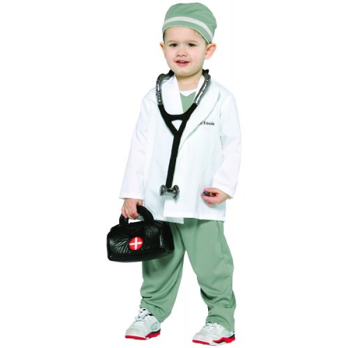 Doctor Costumes For Toddlers (Future Doctor Toddler Costume - Toddler)