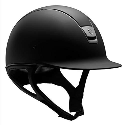 SAMSHIELD - SHADOWMATT - Horse Riding Helmet - MATT Black