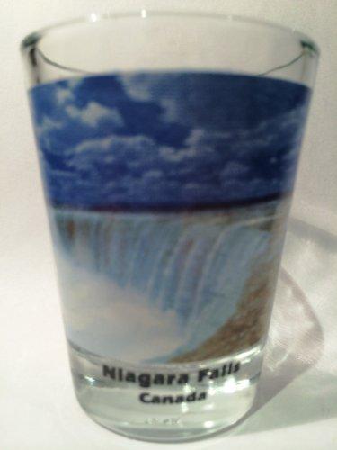 Niagara Falls Canada Color Photo Shot - Glasses Falls Niagara