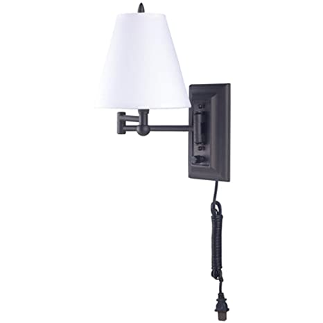 Amazon.com: Canarm iwf1d ORB 1 luz de pared lámpara de pared ...