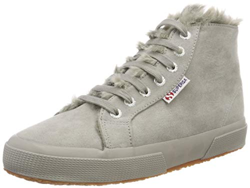 Chaussures 2795 Femme synshearlingw Grey De full Gymnastique Gris Superga 969 E7wFqRgRf