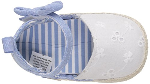 Pictures of Luvable Friends Girl's Bow Espadrille Sandal 4 M US Toddler 2