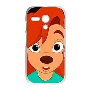 Motorola Moto G Phone Case White A Goofy Movie Roxanne AU7262207