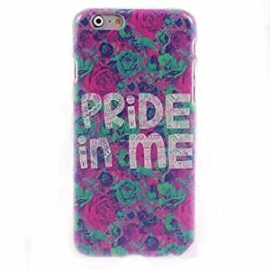 JOE Pride in Me Design Hard Case for iPhone 6 Plus