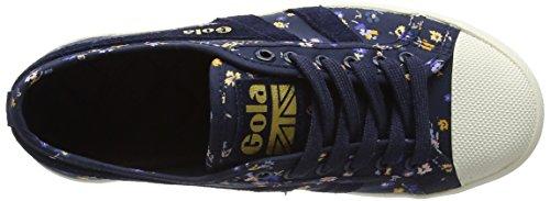 Zapatillas Coaster Navy De Mujer Azul Gola para St Liberty Navy 4IUxdxqTwn