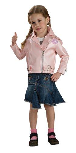 Rubie's Costume Harley Davidson Motorcycle Child's Pink Jacket, Pink, 6-12 - Motorcycle Halloween Rider Costume