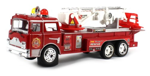 battery operated fire truck - 4