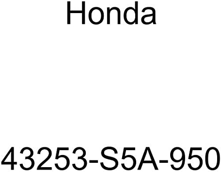 Honda Genuine 43254-S5A-950 Splash Guard