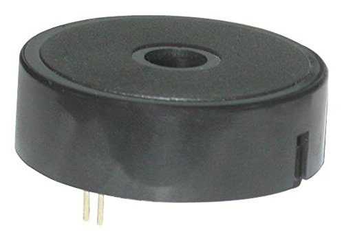 Mallory SBS12LMMDPC Transducer, Piezo, Drug/Fluid, Alarm, Pulse, 9 VDC, 12 VDC, 200 mA, 105 DBA