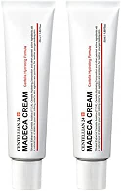 Best High Functional Double-Acting Madeca Moisture Healing Cream 1.7oz /2 pack for Brightening and Soothing - Made in Korea