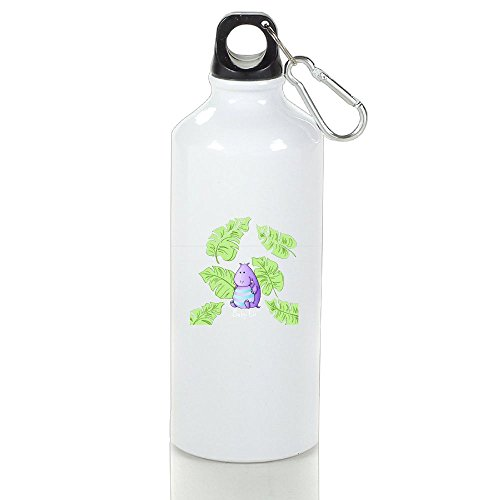 Xihuan Jungle Baby Gift Ideas Aluminum Outdoor Sports Bottle Perfect For Rowing Water Bottle White 500ml