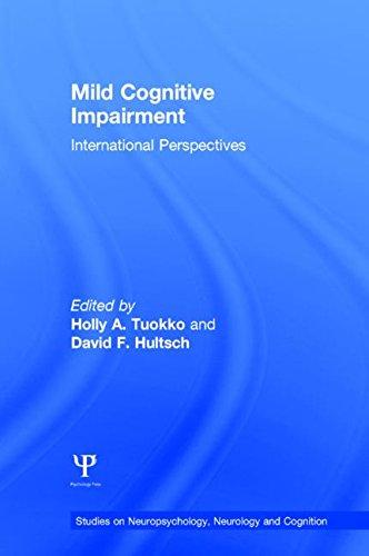 Mild Cognitive Impairment: International Perspectives (Studies on Neuropsychology, Neurology and Cognition)