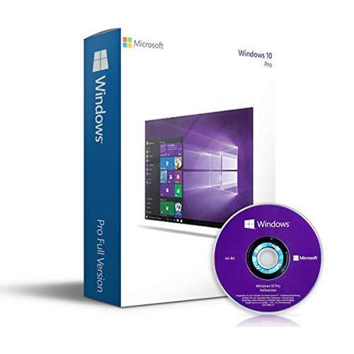 Windows 10 Professional OEM 64 Bit DVD English Language | Full Product by Operating System (Image #5)