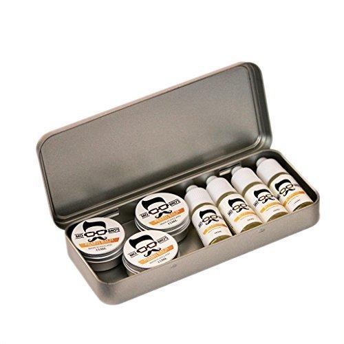 Mo Bro's Beard Balm & Oil Kit (Classic Cedarwood) Mo Bro's
