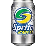 Coca Cola Diet Sprite, 12-Ounce (Pack of 24)
