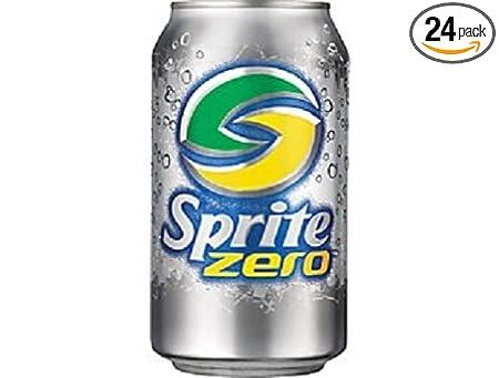 Sprite Soda Can