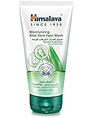 Himalaya Herbal Aloe Vera Face Wash, 150 ml