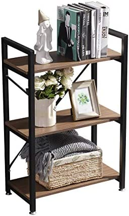 MORITIA Industrial Style Bookcases Furniture