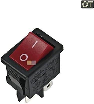 De Encendido/Apagado para robot aspirador, Rojo 3402 – 001040 ...