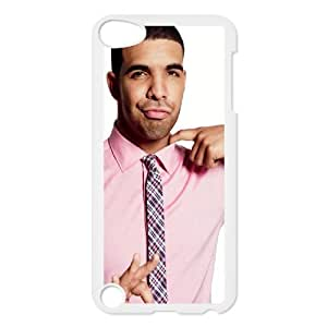 TOSOUL Customized Print Drake Pattern Hard Case for iPod Touch 5