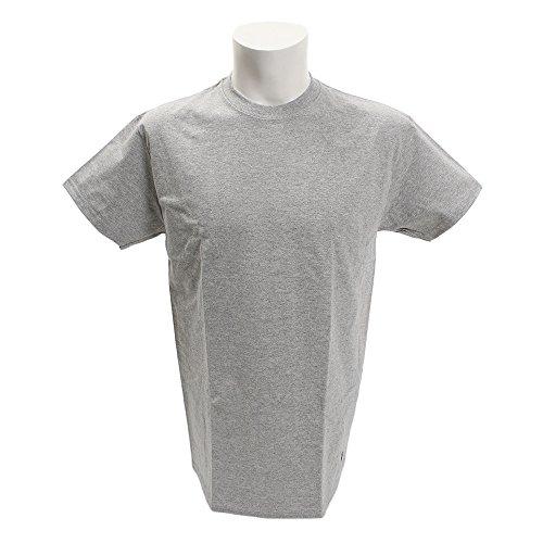 風刺読者裕福なニューエラ 2パック Tシャツ 2PACK TEE GRY グレー 11403818