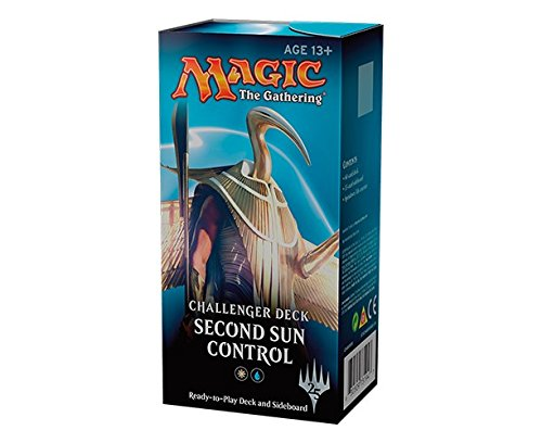 Second Sun Control MTG Magic The Gathering Challenger Deck - 75 cards