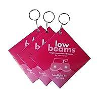 Commando Women's Low Beams - Nipple Concealer Adhesives, 3 Pack / 15 sets